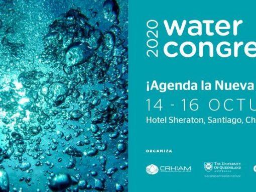 Water Congress 2020